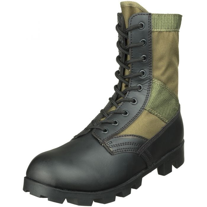 US Jungle Combat Boots Olive