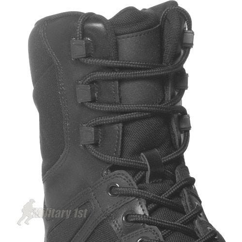 Mil-Tec Combat Boots Generation II Black