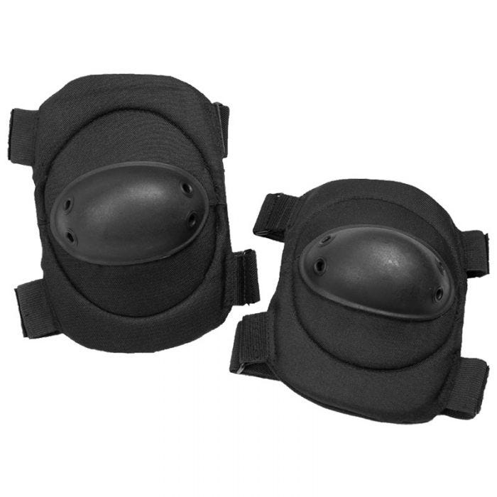 Mil-Tec Elbow Pads Black