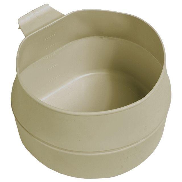 Mil-Tec Fold-a-Cup 200ml Khaki
