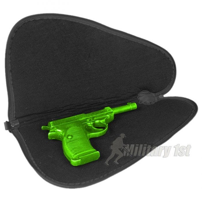 Mil-Tec Pistol Case Large Black
