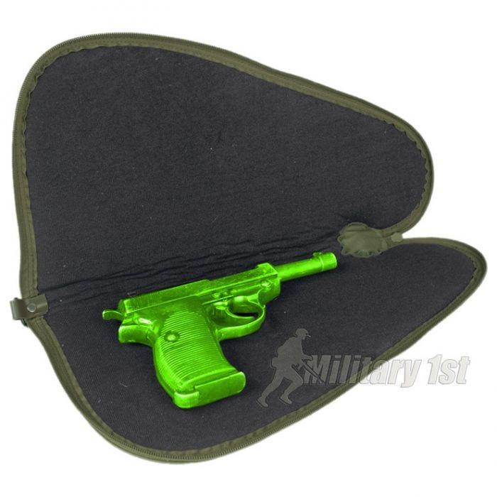 Mil-Tec Pistol Case Small Olive