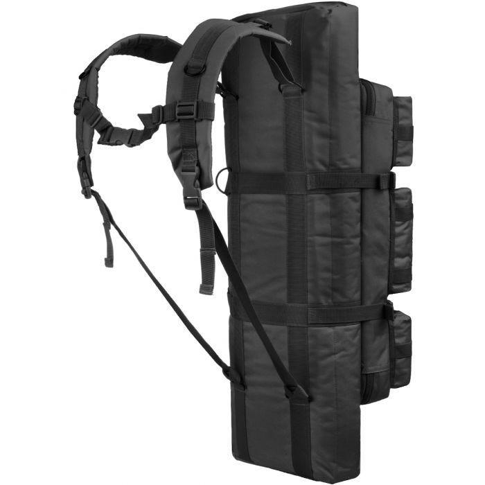 Mil-Tec Rifle Case Medium Black