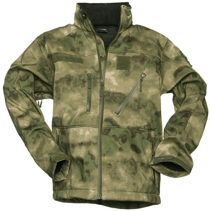 Mil-Tec Softshell Jacket SCU 14 MIL-TACS FG