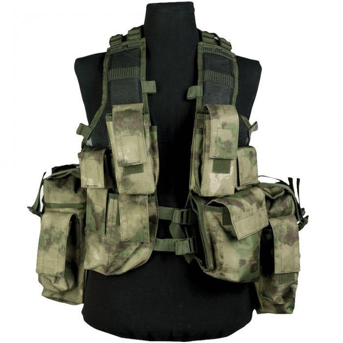 Mil-Tec South African Assault Vest MIL-TACS FG