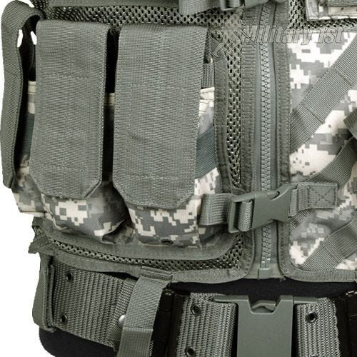 Mil-Tec USMC Tactical Vest ACU Digital