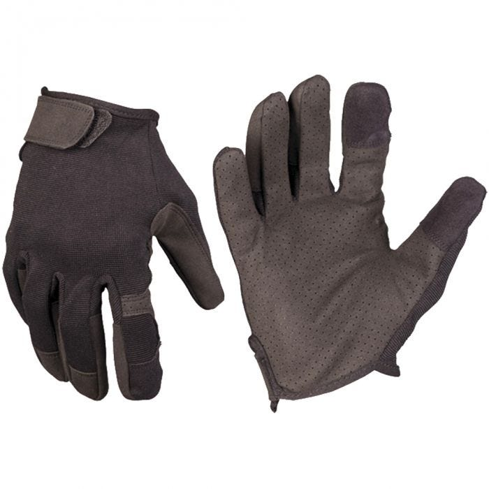 Mil-Tec Combat Touch Gloves Black