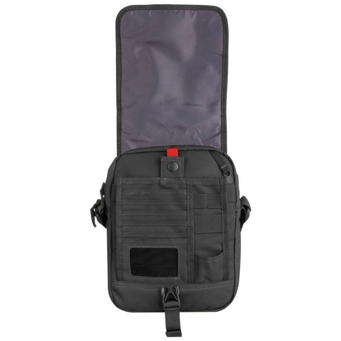 Pentagon Messenger Utility Bag Black