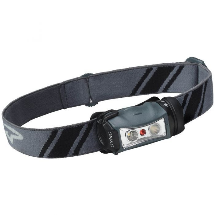 Princeton Tec Sync LED Head Torch Black/Grey Case