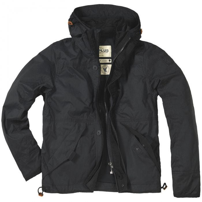 Surplus New Savior Jacket Black