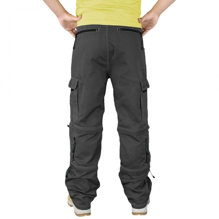 Surplus Trekking Trousers Black