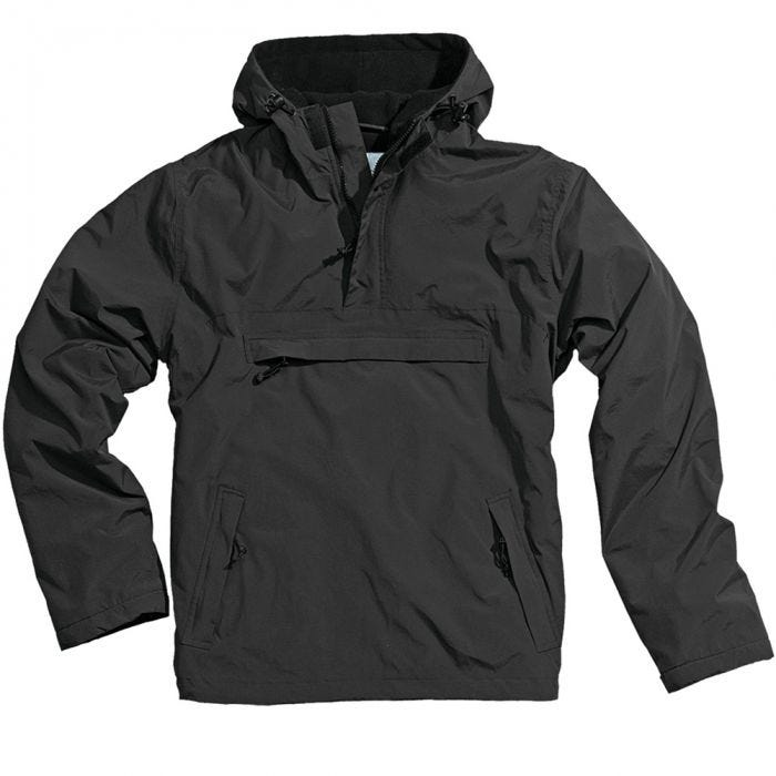 Surplus Windbreaker Jacket Black
