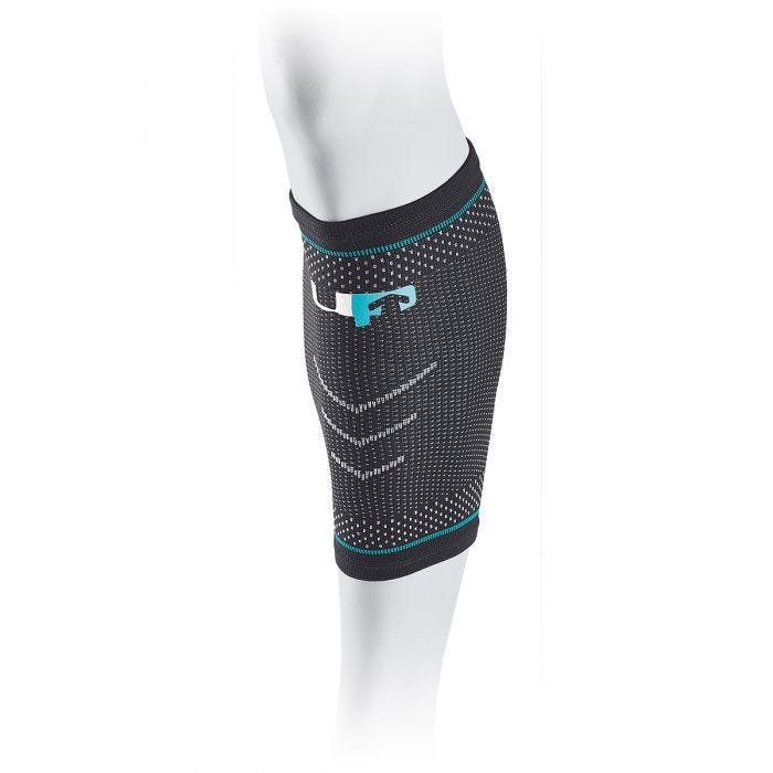 Ultimate Performance Elastic Calf Support Black