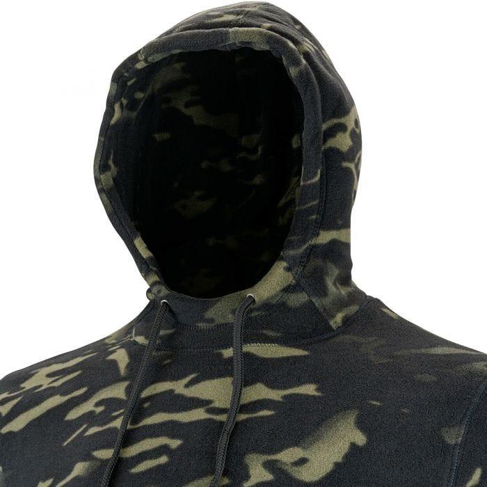 Viper Fleece Hoodie V-Cam Black