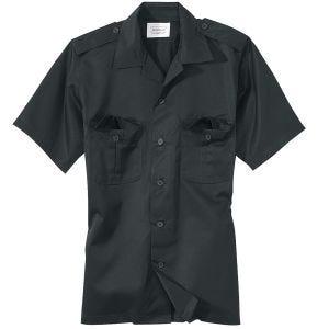 Surplus US Shirt Short Sleeve Navy