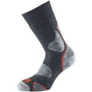 1000 Mile 3 Season Walk Sock Charcoal