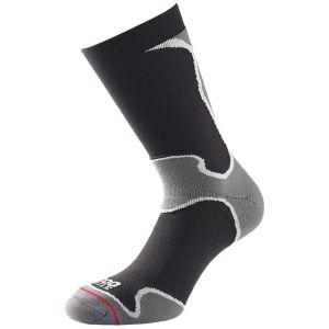 1000 Mile Fusion Sport Sock Black
