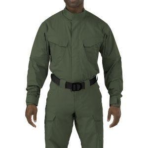 5.11 Stryke TDU Shirt Long Sleeve TDU Green