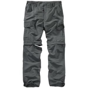 Surplus Outdoor Trousers Quickdry Anthracite
