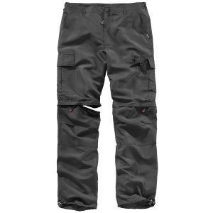Surplus Outdoor Trousers Quickdry Black