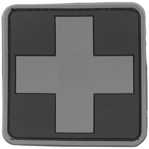 Viper Medic Rubber Patch Black