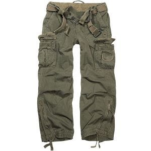 Brandit Royal Vintage Trousers Olive