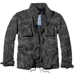 Brandit M-65 Giant Jacket Dark Camo