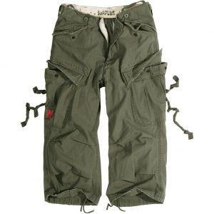 Surplus Engineer Vintage 3/4 Shorts Olive