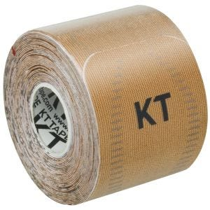 "KT Tape Consumer Synthetic Pro Precut 10"" Stealth Beige"