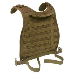 Flyye MOLLE RRV Vest PC Plate Carrier Coyote Brown