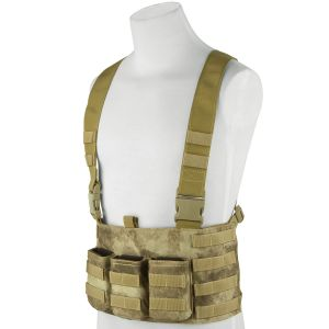 Flyye LAW ENF Chest Rig A-TACS AU