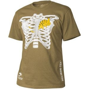 Helikon Chameleon in Thorax T-shirt Coyote