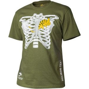 Helikon Chameleon in Thorax T-shirt US Green