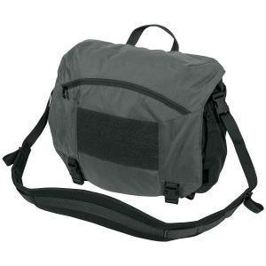 Helikon Urban Courier Bag Large Shadow Grey / Black