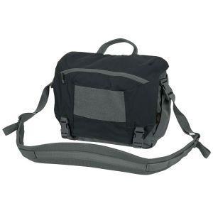 Helikon Urban Courier Bag Medium Black / Shadow Grey