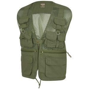 Jack Pyke Countryman Mesh Vest Hunters Green