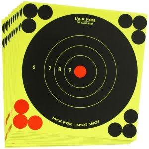 """Jack Pyke Spot Shot 6"""" Targets"""