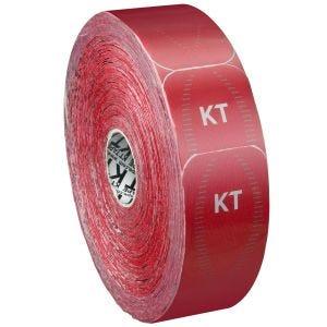 KT Tape Jumbo Synthetic Pro Precut Rage Red