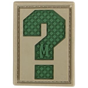 Maxpedition Question Mark (Arid) Morale Patch