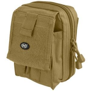 MFH Map Case MOLLE Coyote Tan