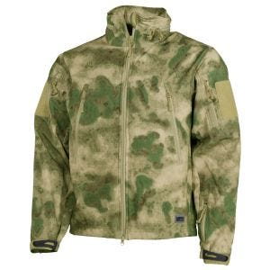 MFH Scorpion Soft Shell Jacket HDT Camo FG