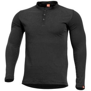 Pentagon Romeo Henley Shirt Black