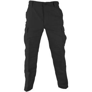 Propper Uniform BDU Trousers Polycotton Ripstop Black