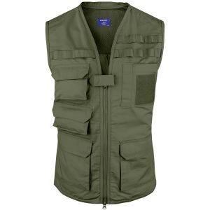 Propper Tactical Vest Polycotton Ripstop Olive