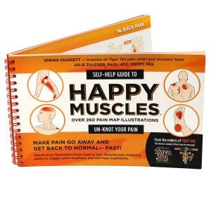 Tiger Tail The Happy Muscles Guide Book