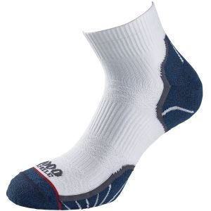 1000 Mile Breeze Lite Sock White