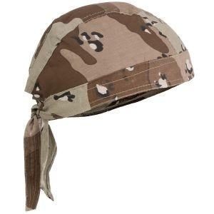 MFH Headwrap 6-Colour Desert