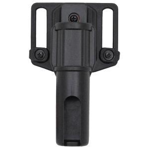MFH Baton Holder 12 cm Black