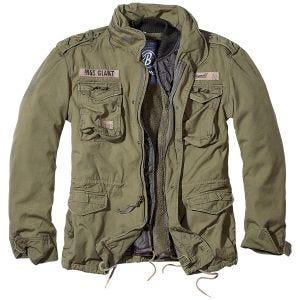 Brandit M-65 Giant Jacket Olive