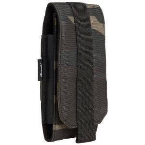 Brandit MOLLE Phone Pouch Large Dark Camo